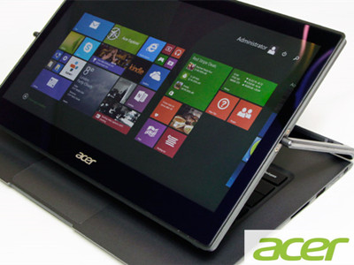 Lcd Acer Aspire