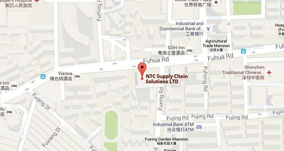 NTC map