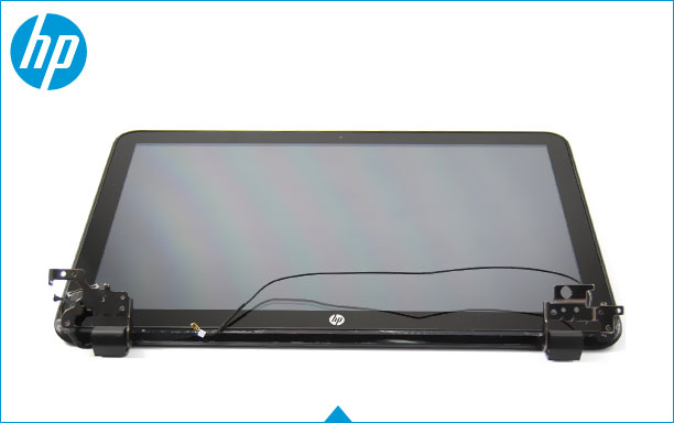 LCD Touchscreen Assembly